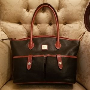 Dooney and Bourke Cresent Tote